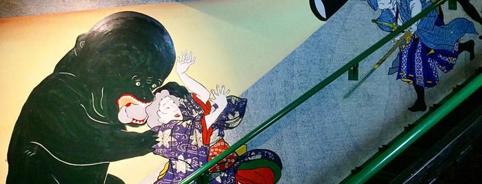 Ichi Ni Nana Izakaya is one of Japanese Spoils Around The World.