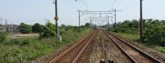 南荒尾駅 is one of JR.