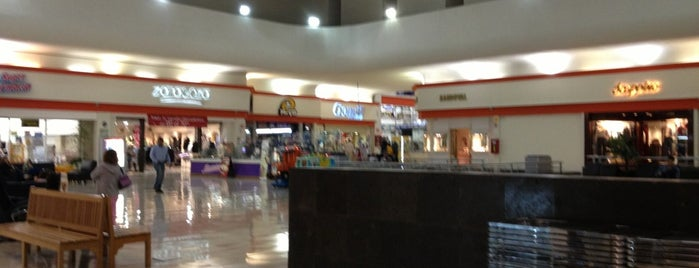 Plaza México is one of Centros Comerciales Guadalajara.