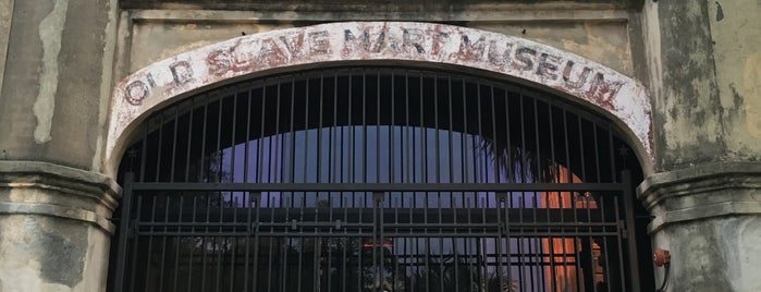 Old Slave Mart Museum is one of Charleston, SC #visitUS.