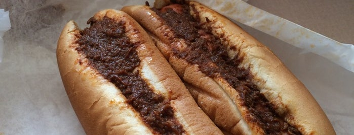 Potts' Hot Dogs is one of Lehigh Valley Hot Dog Quest.