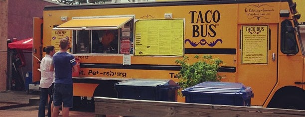 Taco Bus is one of Yay food!.