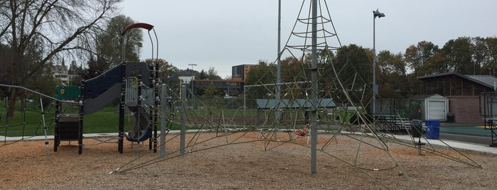 Rainier Playfield is one of Seattle's 400+ Parks [Part 1].
