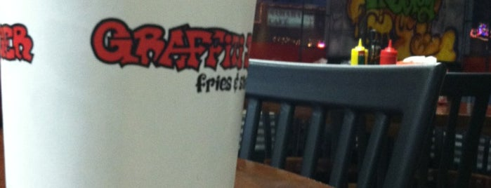 Graffiti Burger is one of Cbus to do list.