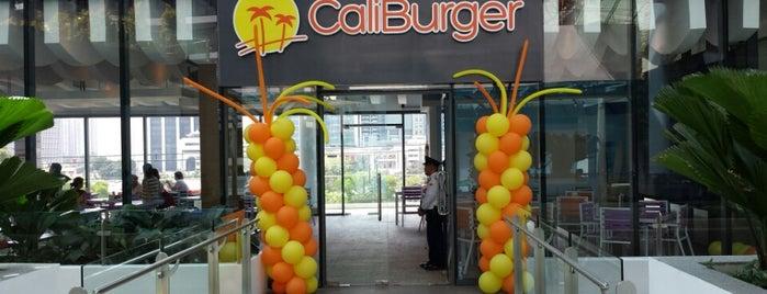 CaliBurger is one of Restaurants.