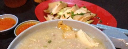 Kwan Kee Porridge & Chicken (坤记) is one of Food Hunt.