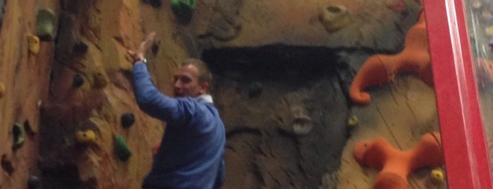 Clip 'N Climb is one of Fun Group Activites around New Zealand.