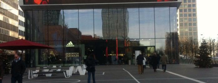 Deutsches Fußballmuseum is one of Mein Dortmund.