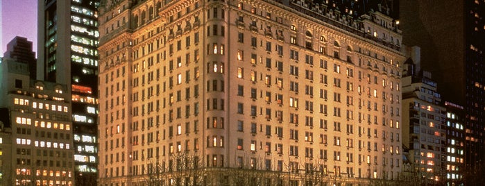 The Plaza Hotel is one of Ferias USA 2012.