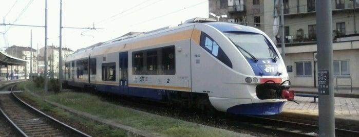 Stazione Torino Dora is one of Italy 2011.