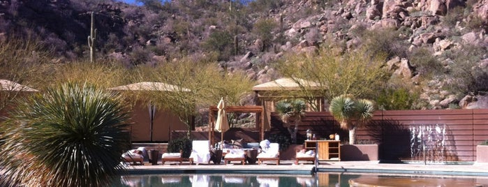 The Ritz-Carlton, Dove Mountain is one of T+ L 500: The Debut Hotels of 2013.