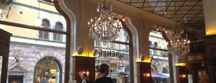 Wienercaféet Anno 1904 is one of Afternoon Tea in Sthlm.