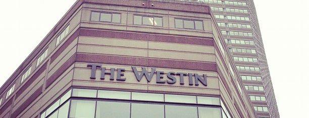 The Westin Copley Place is one of Boston.