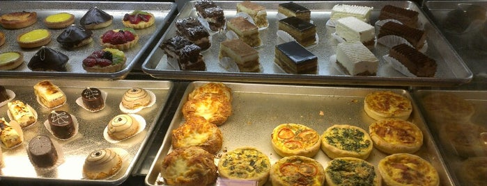 "Au Petit Four is one of Featured on PBS' ""Check, Please! Arizona""."