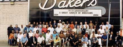 Baker's Keyboard Lounge is one of Must-See African American Historical Places In US.