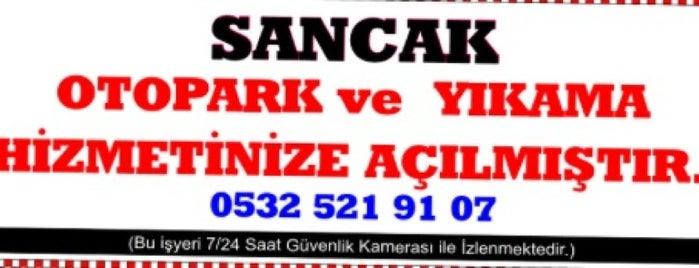 Sancak Otopark is one of yücel's tips.
