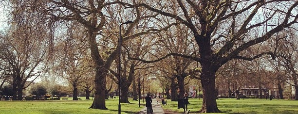 London Fields is one of London.