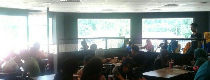 KFC is one of @Hulu Terengganu.