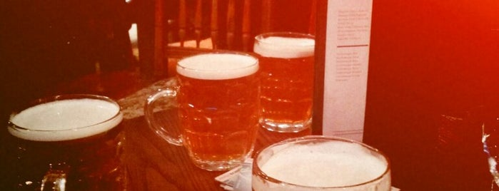 Joshua Brooks is one of Manchester alphabet pub crawl.