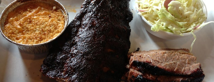 Smoque BBQ is one of Barbecue joints.