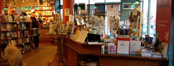 Malaprop's Bookstore/Cafe is one of Asheville All-in-All.