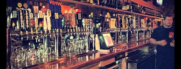 Federal Taphouse is one of Best Places for Craft Beer.