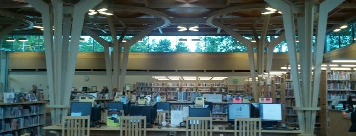 Multnomah County Library - Hillsdale is one of Multnomah County Libraries.