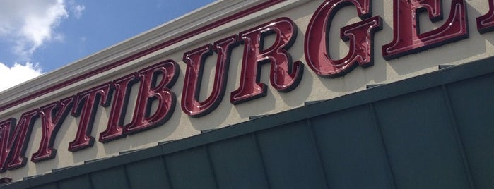Mytiburger is one of Top picks for Burger Joints.