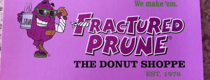 The Fractured Prune is one of Sassy's Favorites.
