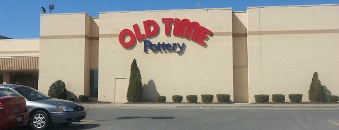 Old Time Pottery is one of Nash Life.
