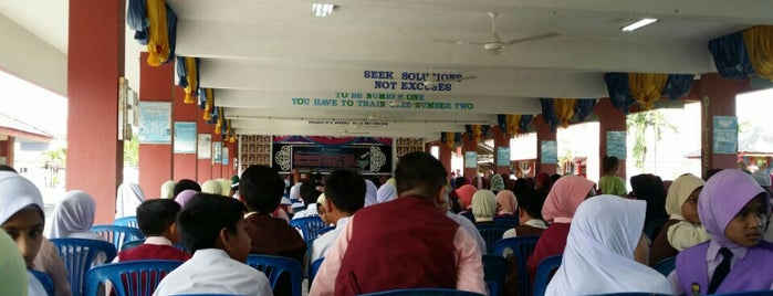 Sekolah Kebangsaan Seri Berang is one of @Hulu Terengganu.