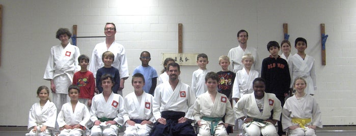Aikido Yoshokai - A2 Rec & Ed is one of Places I Go.