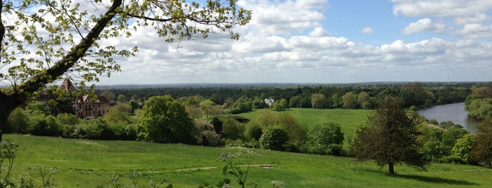 Richmond Hill is one of Must-visit Great Outdoors in London.