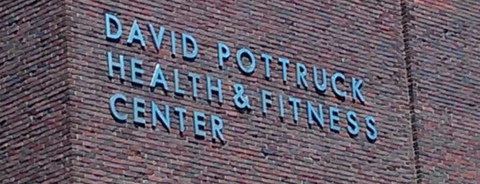 Pottruck Health & Fitness Center is one of Favorite Gyms.
