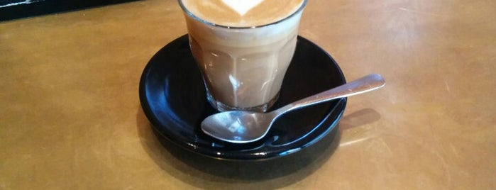 Kava Cafe is one of GOOD COFFEE.