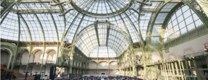 Grand Palais is one of First Time in Paris?.