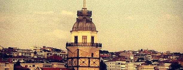 Maiden's Tower is one of istanbul turist stayla.