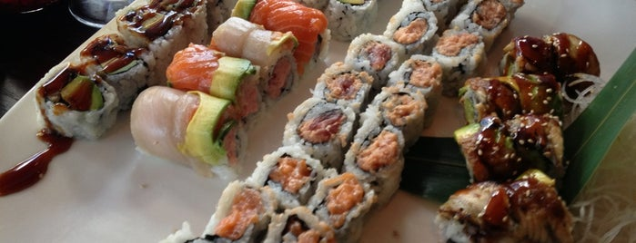 Sushi Room is one of Interesting Items to Check Out.