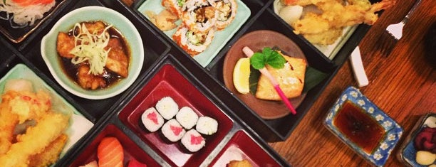 Genji Japanese Restaurant is one of Best Japanese Cuisine Klang Valley.