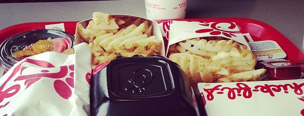 Chick-fil-A is one of Baton Rouge Places to Eat.