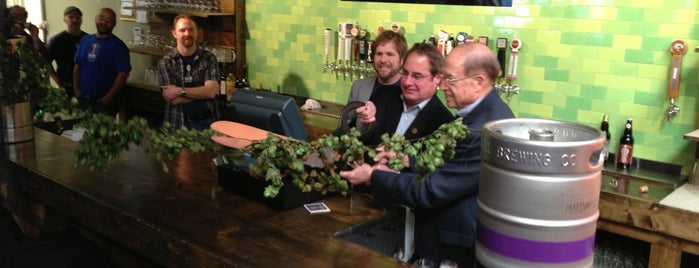 Bier Station is one of Best Beer Bars in KC.