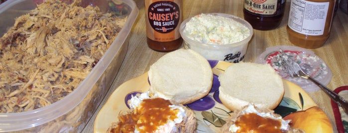 Moree's Bar-B-Que is one of South Carolina Barbecue Trail - Part 1.