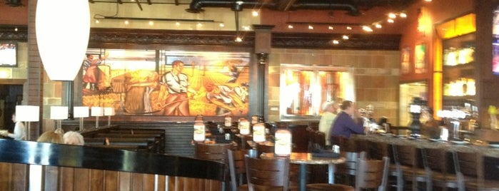 BJ's Restaurant and Brewhouse is one of Vegas Baby!!.