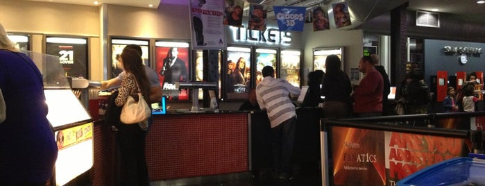 Nu Metro is one of Cineplexes.
