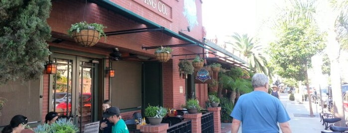 Coronado Brewing Company is one of San Diego Brewery and Beer Pubs.
