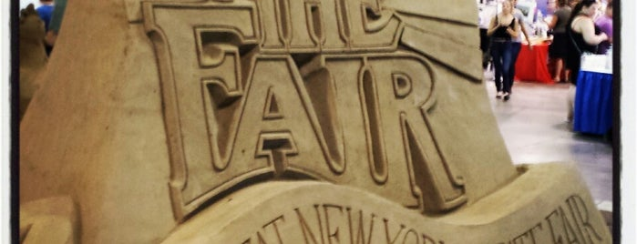 New York State Fairgrounds is one of Guide to Syracuse's best spots.
