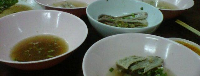 เป็ดอ้วน (เจี่ยอ้วน) ข้าวต้มเป็ด เจ้าเก่า is one of Enjoy eating ;).
