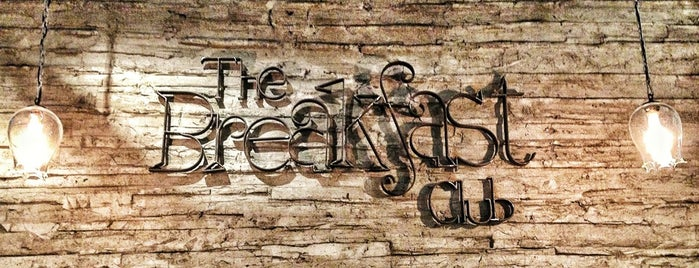 The Breakfast Club is one of Kuwait.