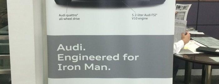 YBH Audi/Volkswagen is one of frequent.