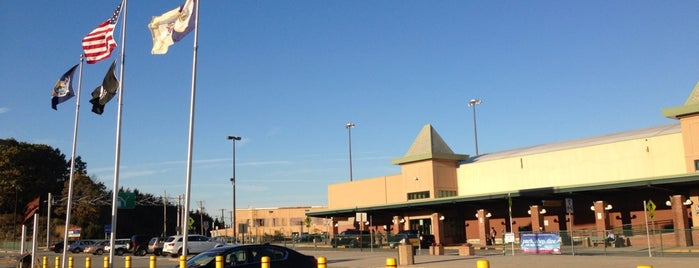 Stewart International Airport (SWF) is one of Airports been to.